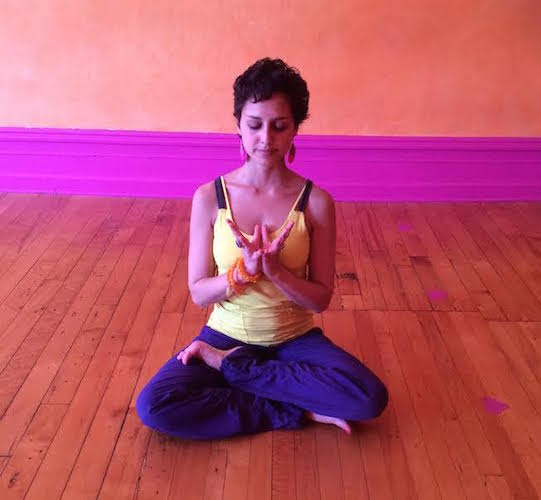 A 15 Minute Yoga Practice to Cultivate Compassion and Self-Love in Recovery