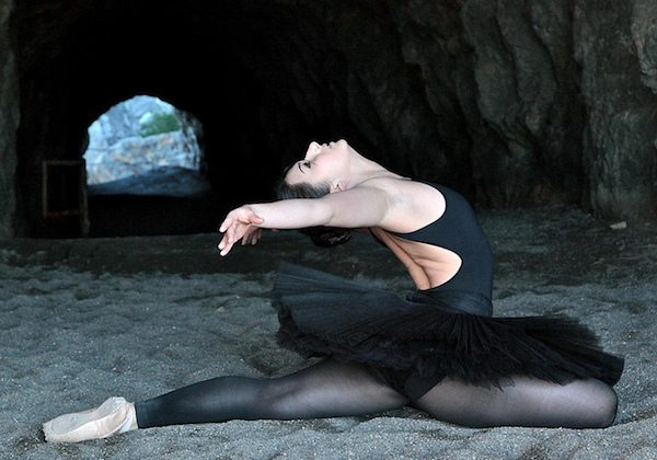 A Ballerina's Story: How I Learned to Love My Body After Years of Hating It