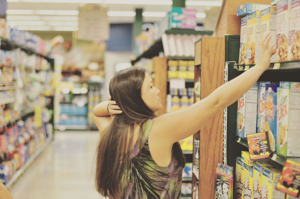 Can't I Just Be Normal? A Story of Cereal Aisle Anxiety