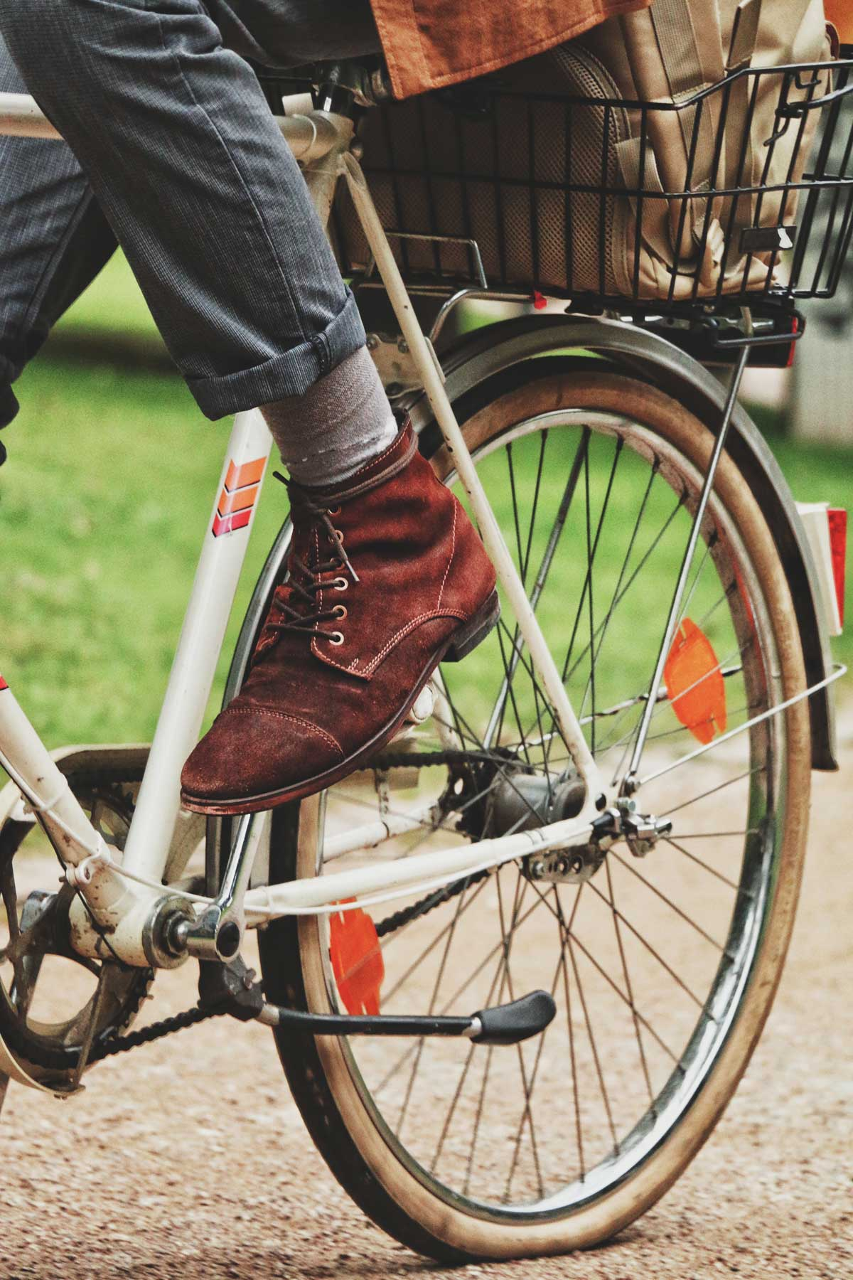 It's Like Riding a Bicycle: Why It's Okay to Fall in Recovery