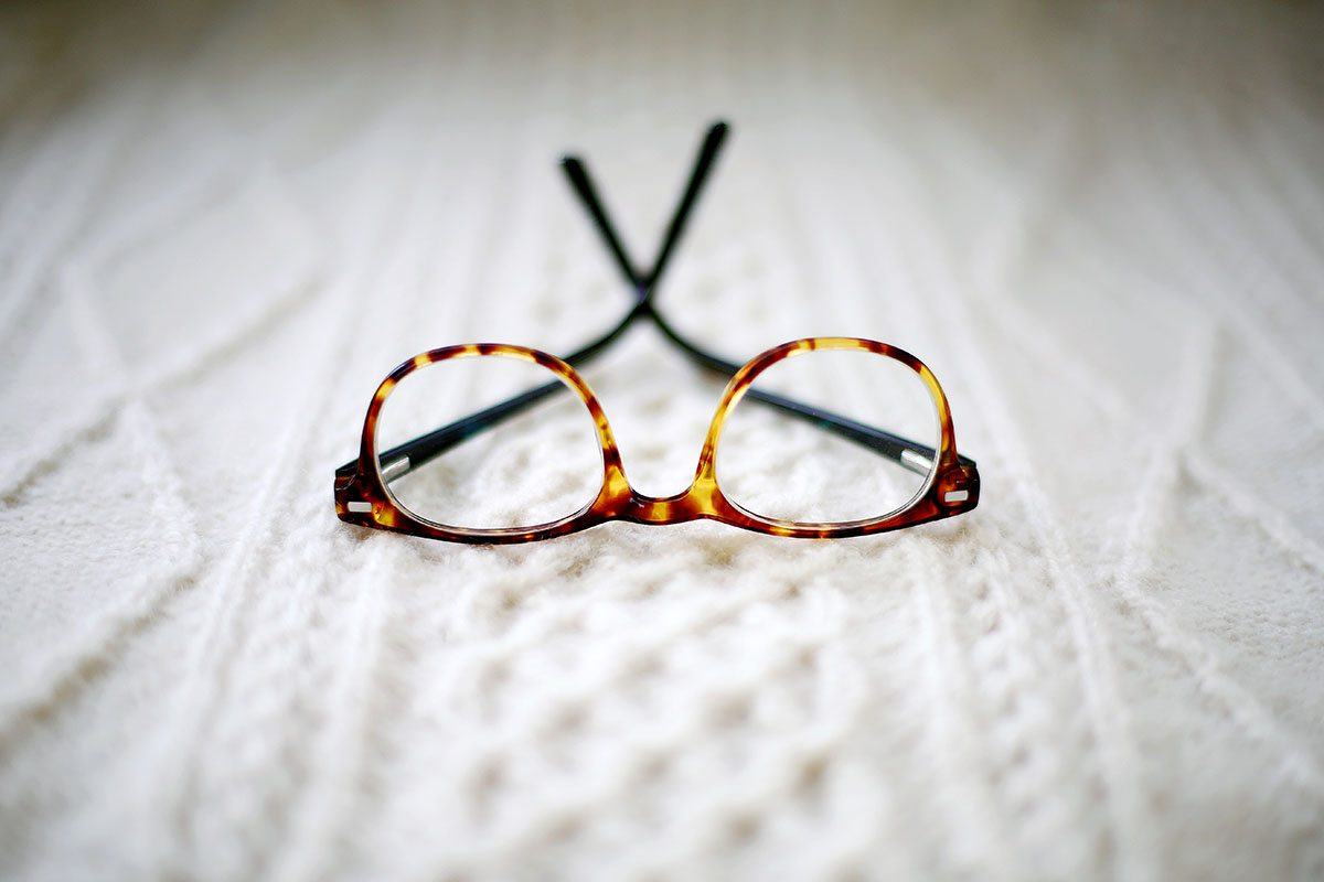 What Recovery and Glasses Have In Common