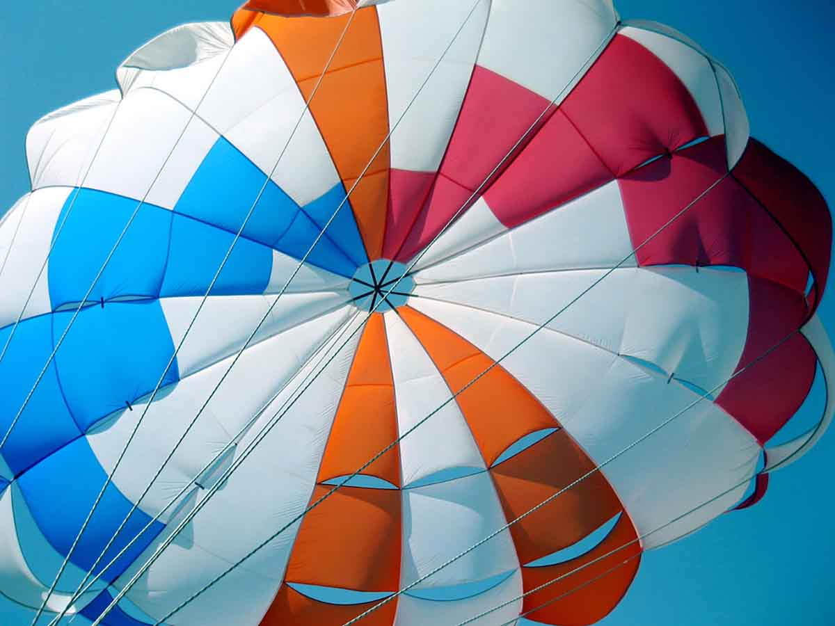 The Parachute – A Beautiful Metaphor For Recovery