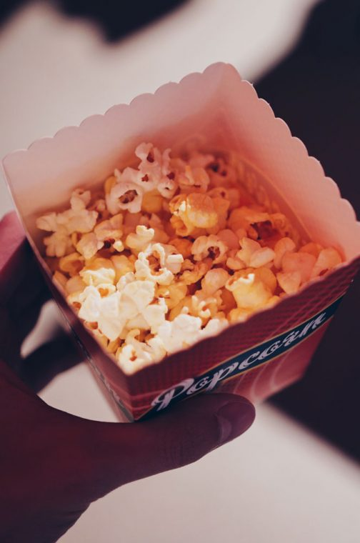 How I Broke the Rules by Ordering Movie Popcorn