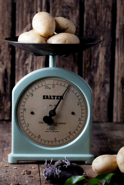 Is Your Use of a Food Scale Harmful? 3 Reasons to Stop Now